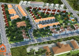 Happy Residence Củ Chi