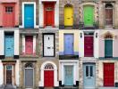 Những màu sơn cửa chính khiến gia chủ hao tổn tài lộc