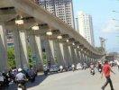 Sẽ có tuyến đường sắt đô thị số 8 dài 37km nối hai đầu TP. Hà Nội