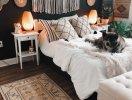 Những phòng ngủ nhỏ nhưng ấm cúng, thoải mái khiến chủ nhân chỉ muốn ở nhà