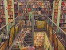 Cải tạo nhà sách lâu đời bậc nhất Hà Nội thành thư viện mini đậm chất hoài cổ