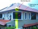 7 cách hóa giải khi cửa chính ngôi nhà bị góc nhọn xung chiếu